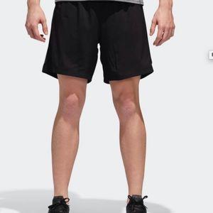 adidas Shorts - MEN'S RUNNING RESPONSE SHORTS cf6257